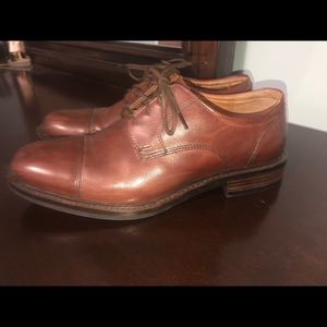 Johnston & Murphy men's dress shoes 8.5M